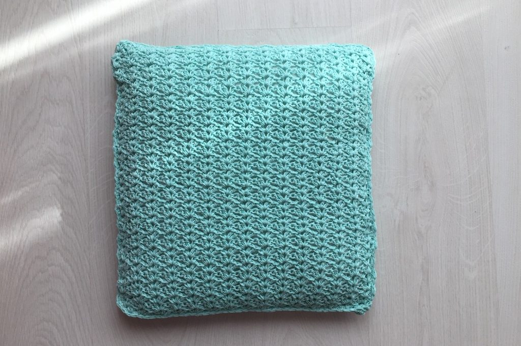 Arisa cushion crochet pattern