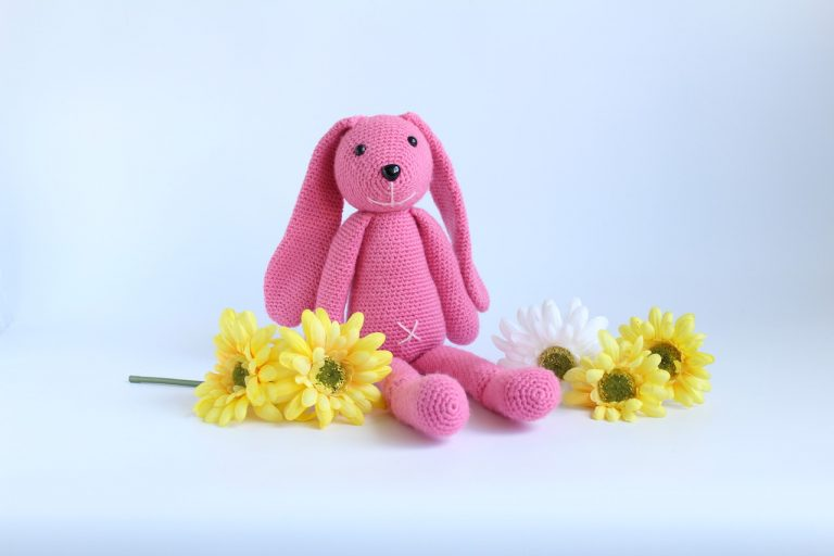 Eva Bunny crochet pattern